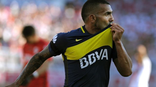 Carlos Tévezvuelve a Boca Juniors
