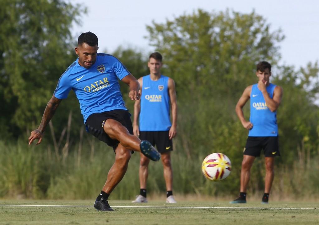 Boca Juniors y otra intensa jornada en Los Cardales
