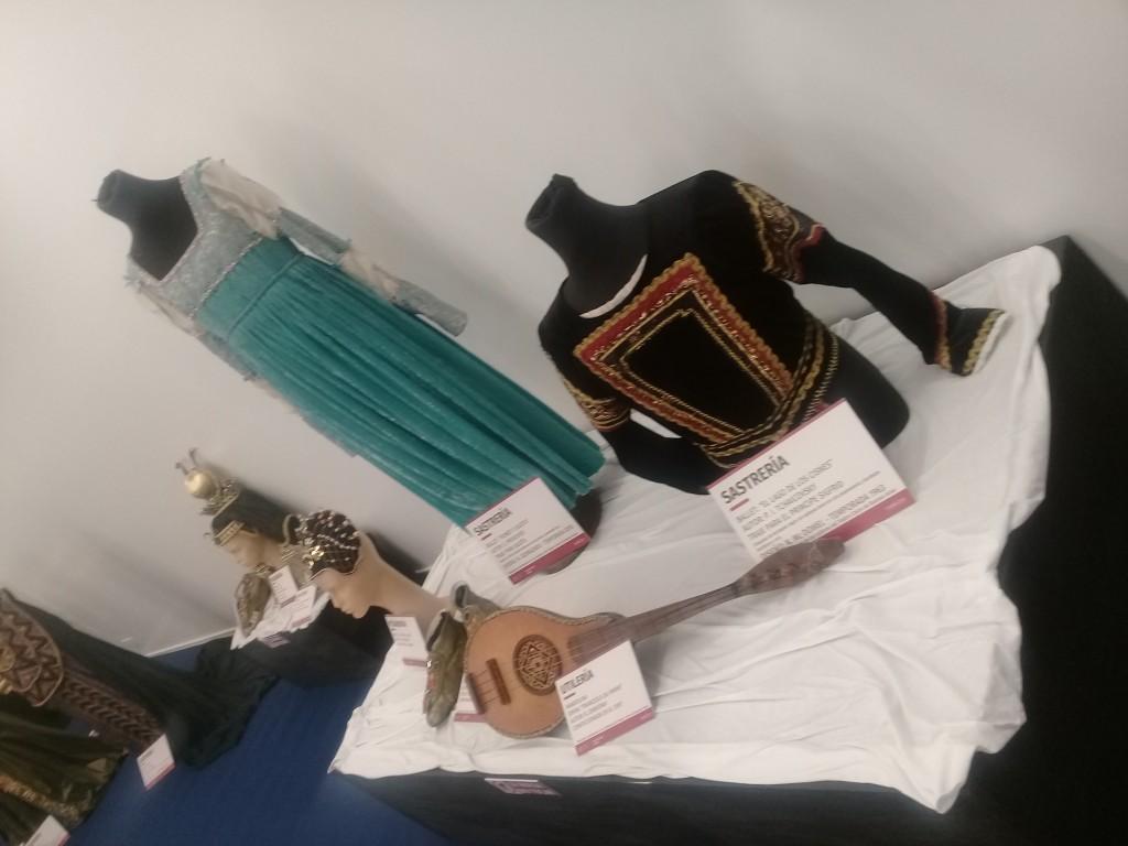 El Colón expone sus reliquias en el Teatro Tronador de Mar del Plata