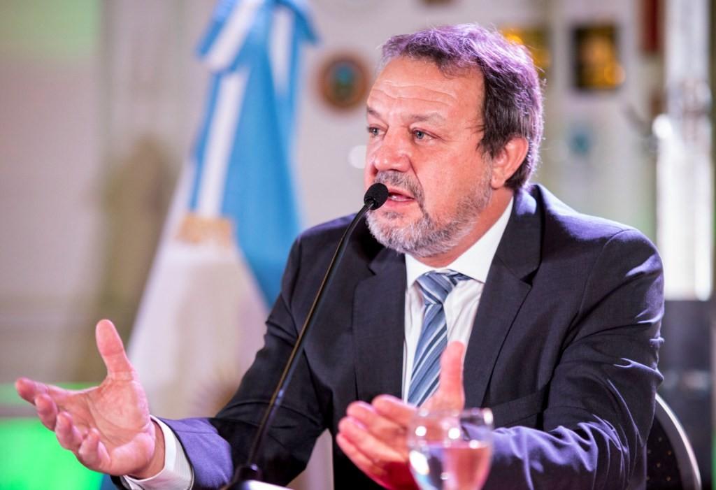 """Roberto Costa:  """"La extinción de dominio forma parte de una lucha sin antecedentes contra las mafias"""""""
