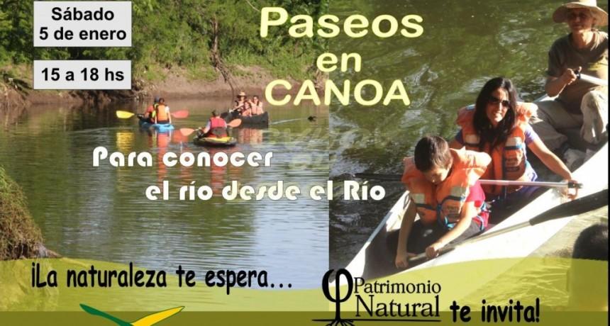 Conocé el río desde el río en Pilar