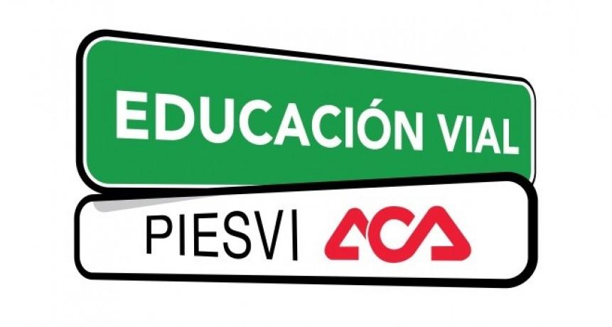 PROGRAMA ITINERANTE DE EDUCACIÓN PARA LA SEGURIDAD VIAL 3° edición
