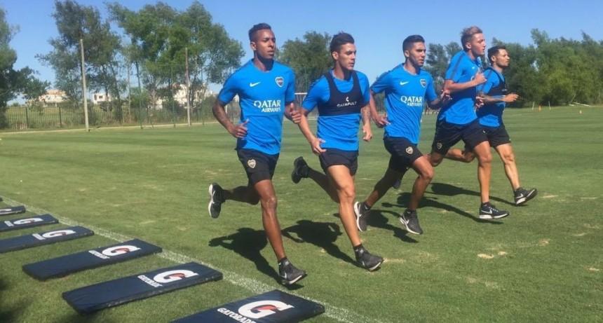 Boca Juniors sigue su pretemporada en Los Cardales