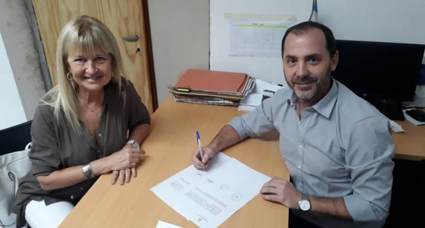 El Municipio reconoció al Club Real San Jacinto como entidad de bien público