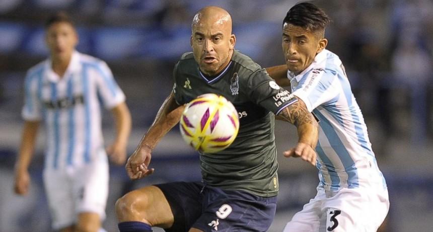 Gimnasia y Esgrima de La Plata derrotó a Racing Club por 2 a 1