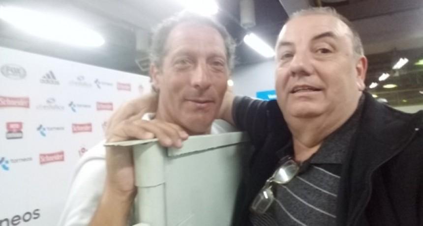 Pedro Troglio analizó el triunfo de Gimnasia y Esgrima de La Plata
