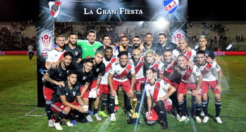 River Plate ganó su primer partido del 2019