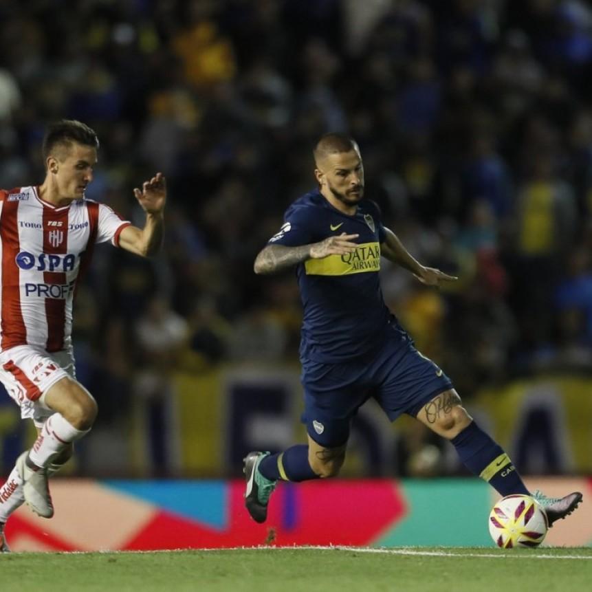 Debut con derrota de Gustavo Alfaro como entrenador de Boca Juniors