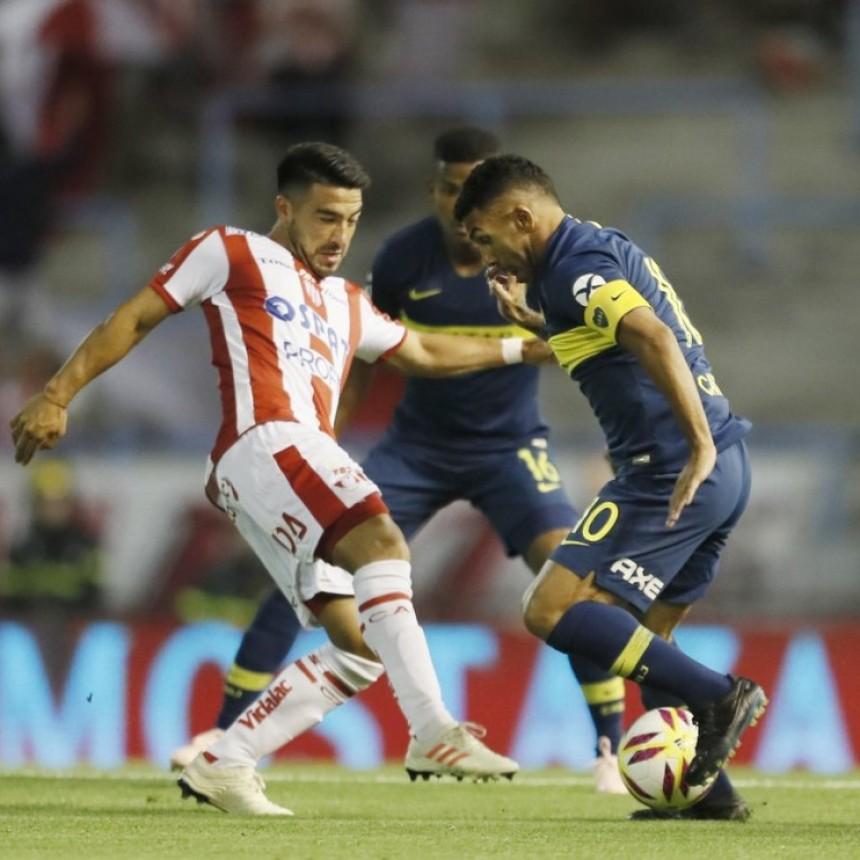 Gustavo Alfaro analizó la derrota de Boca Juniors