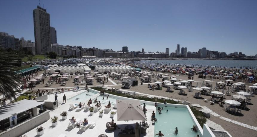 Verano 2019 Mar del Plata: casi 620.000 turistas en la primera quincena