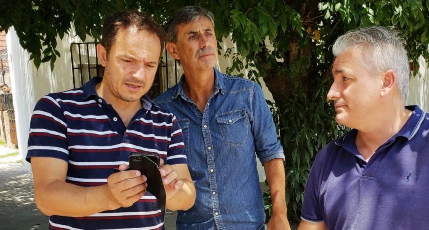 """""""La gestión Abella está haciendo una transformación histórica de Las Acacias"""""""