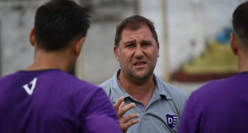 Walter Otta: llegamos con buen rodaje al reinicio del Torneo