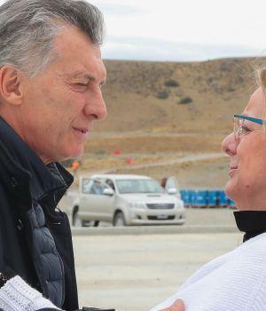 Mauricio Macri: Esta obra va a ser un antes y un después para la Patagonia