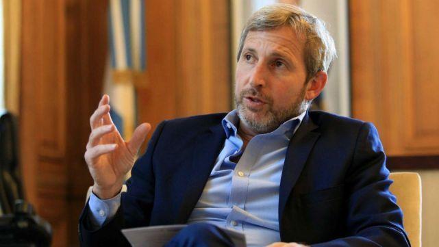 Frigerio: La responsabilidad sobre las tarifas ya no es de la Nación