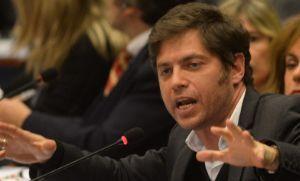 Kicillof coquetea con ser candidato a gobernador de la provincia de Buenos Aires