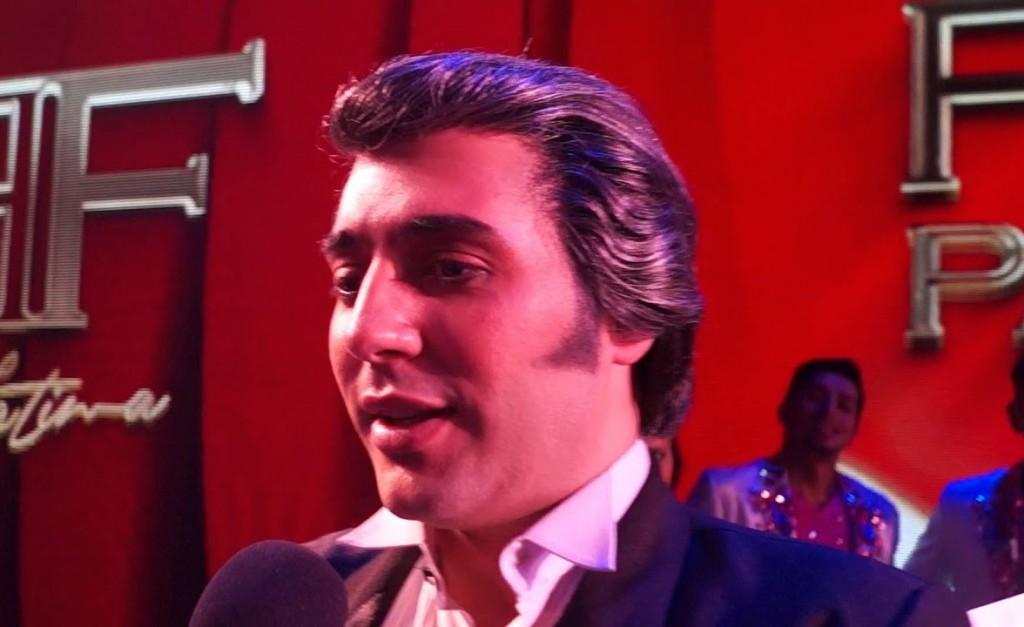 Fernando Samartin participa en el mega show de Fátima Florez