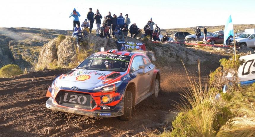 La edición 40 del Rally de la República Argentina ya tiene su recorrido