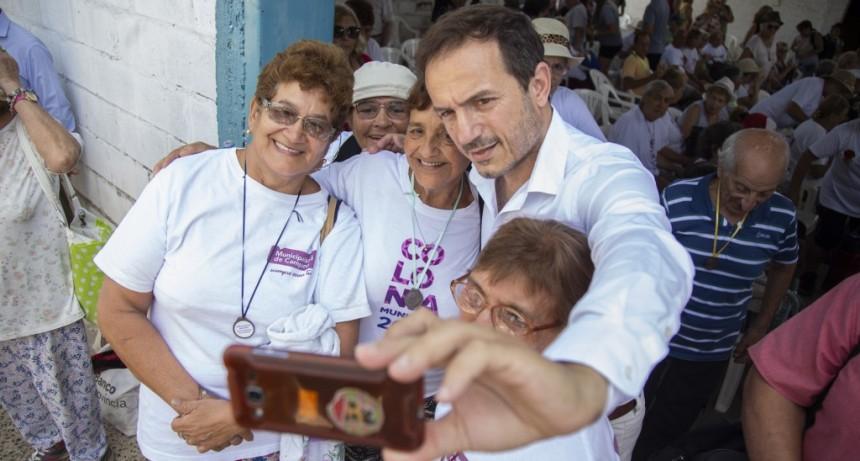Colonia de Verano: más de 700 personas disfrutaron del cierre de la Semana Olímpica