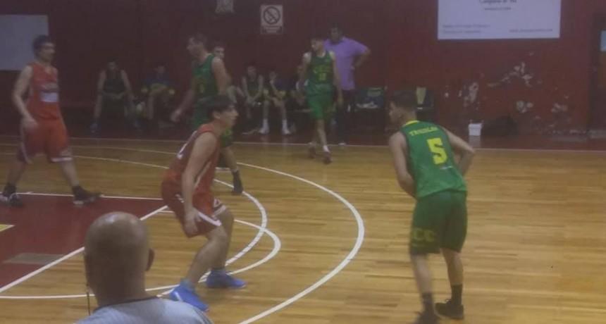 Ciudad de Campana derroto como visitante a Independiente en Zarate por 76 a 63