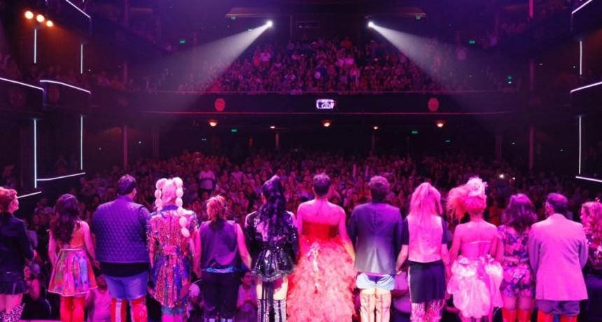 ¡Con localidades agotadas!  Kinky Boots lidera la taquilla porteña en su segunda semana