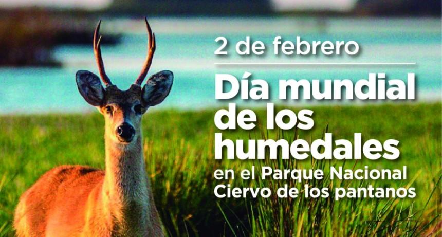 Realizarán una visita guiada gratuita por el Parque Nacional Ciervo de los Pantanos