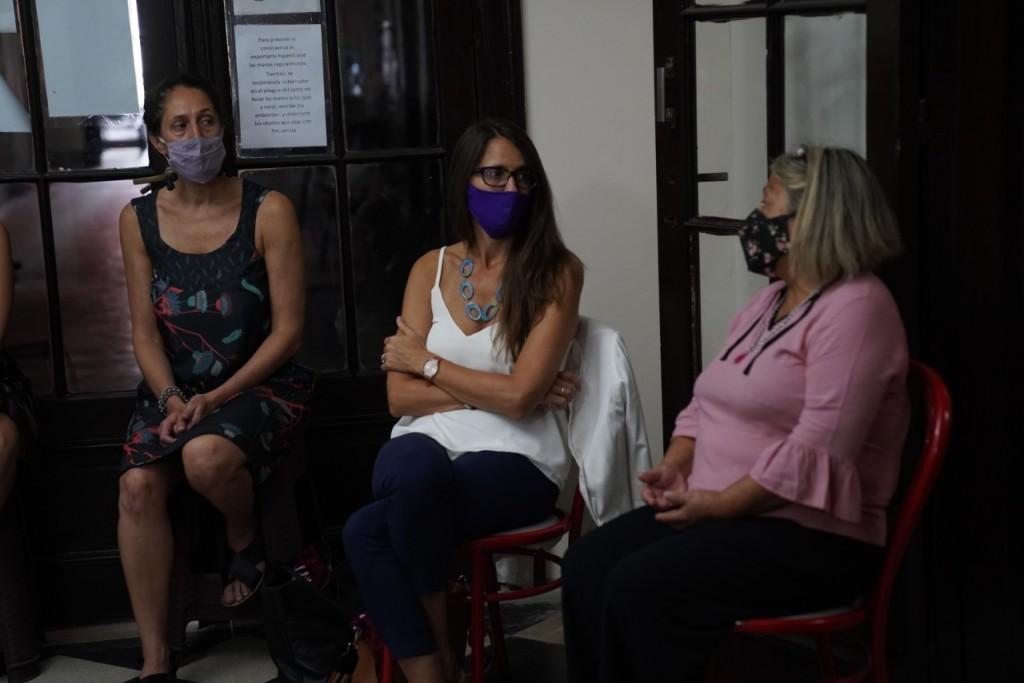 SE IMPLEMENTARÁ UN PROYECTO PARA PREVENCIÓN DE LAS VIOLENCIAS DE GÉNERO PARA MUJERES Y LGBTI+ MIGRANTES Y REFUGIADAS EN ARGENTINA