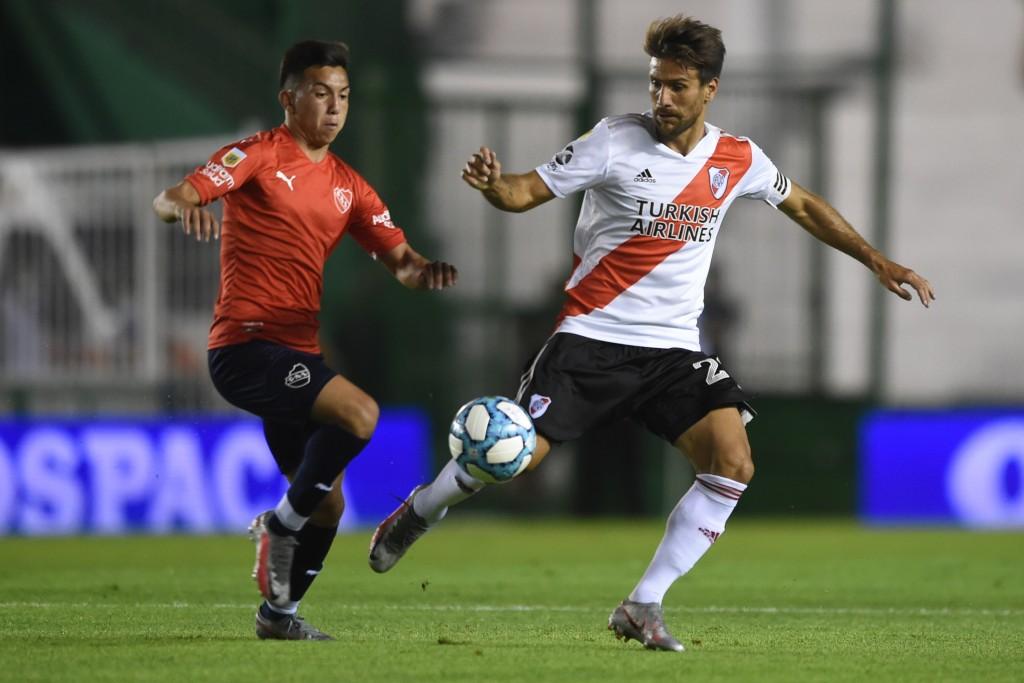River Plate perdió con Independiente de Avellaneda por 2 a 0
