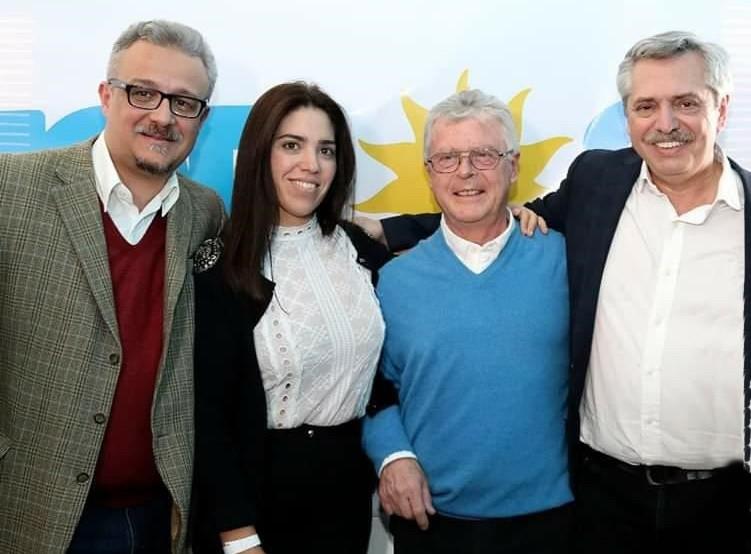 TRUJILLO : Alberto y Máximo sintetizan la actualidad  del Movimiento Peronista