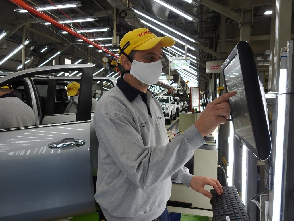 TOYOTA VOLVIÓ A LIDERAR LA PRODUCCIÓN Y LA EXPORTACIÓN AUTOMOTRIZ EN 2020