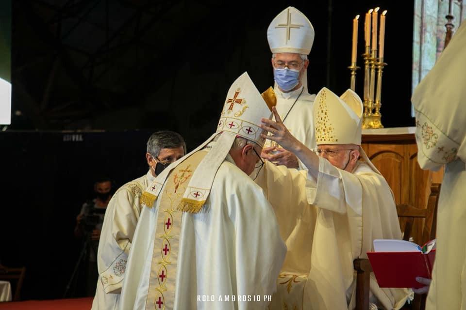 Ordenación de Monseñor Justo Rodríguez Gallego como Obispo Auxiliar de la diócesis de Zárate – Campana