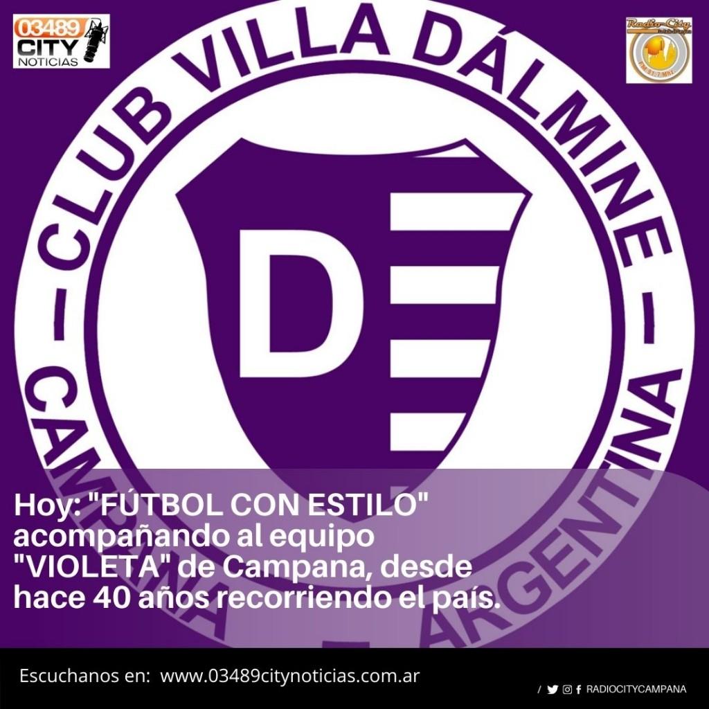 RADIO CITY CAMPANA FM 91.7 Mhz HOY EN DOBLE JORNADA PRIMERA NACIONAL Y FINAL COPA DIEGO MARADONA