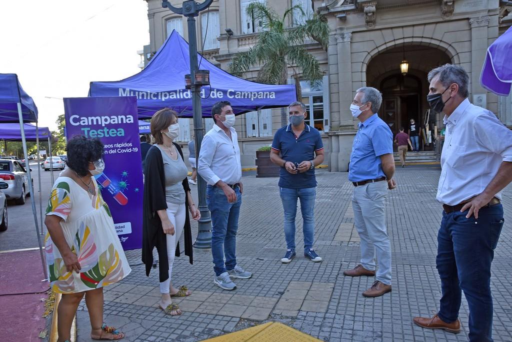 LOS CONCEJALES DE JUNTOS POR EL CAMBIO DESTACARON LA IMPORTANCIA DEL PROGRAMA