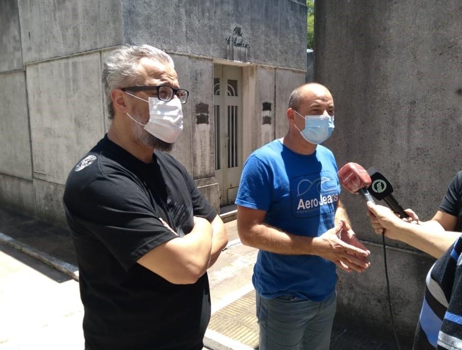 Preocupa la reiteración de robos y hechos vandálicos en el cementerio