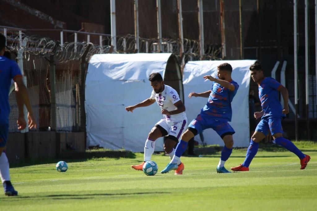 Villa Dálmine perdió con Deportivo Morón por 2 a 1