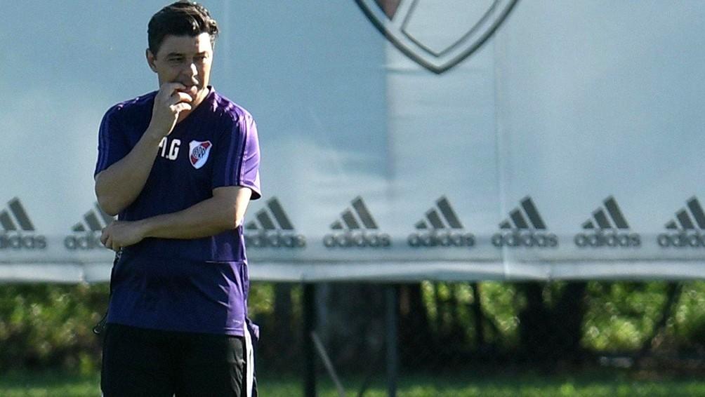 River Plate regresa el miércoles a los entrenamientos luego de una semana de vacaciones