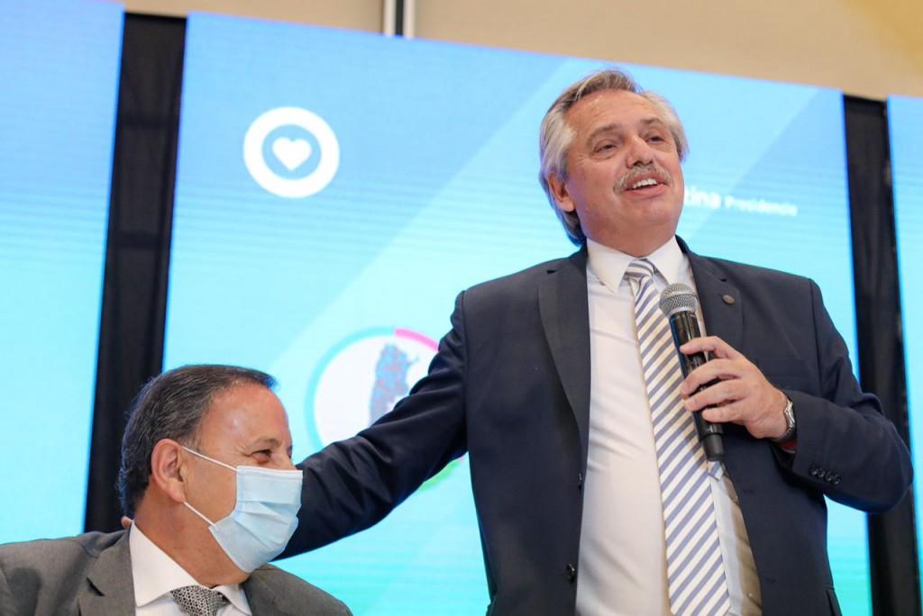 Desde La Rioja apoyan a Alberto Fernández como presidente del PJ