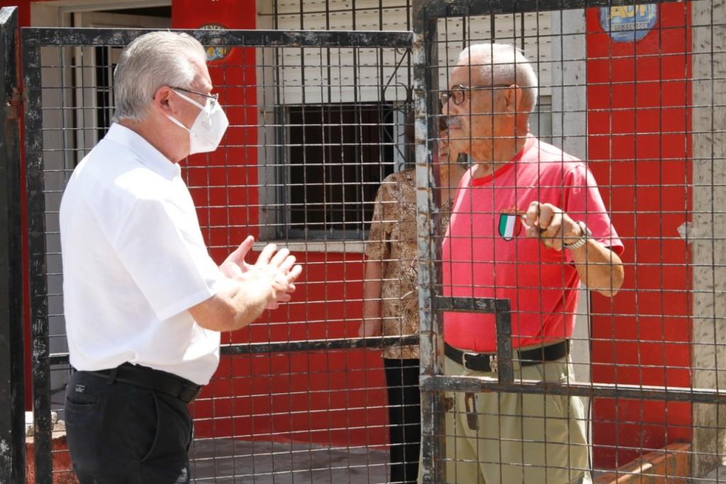 RUBEN ROMANO :  ESTAMOS LLEGANDO A LOS BARRIOS DE CAMPANA PARA ASESORAR A LOS BENEFICIOS