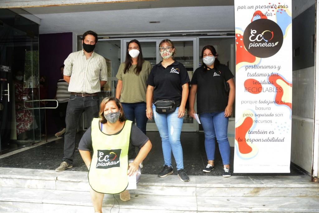 La ciudad celebró el Día Mundial de la Educación Ambiental
