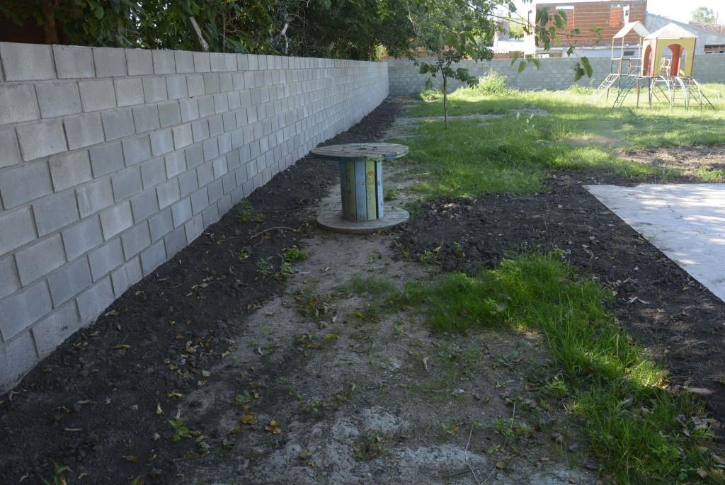 Realizaron obras de mejoras en el Jardín de Infantes de Las Campanas