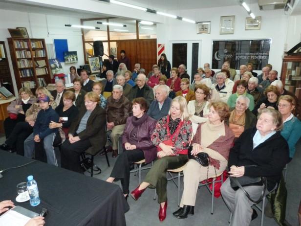 """La Biblioteca Pública Municipal """"Dr. Octavio R. Amadeo"""" y su Memoria Anual 2014"""