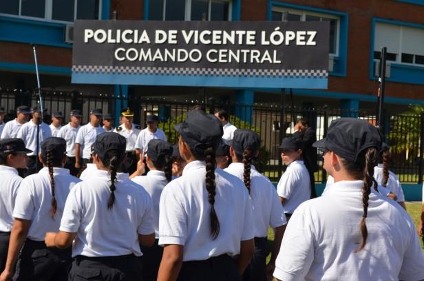 Abella destacó la importancia que tendrá la policía local para mejorar la seguridad