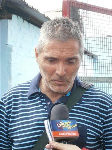 SERGIO RONDINA ANALIZA LA DERROTA FRENTE A F.C.OESTE