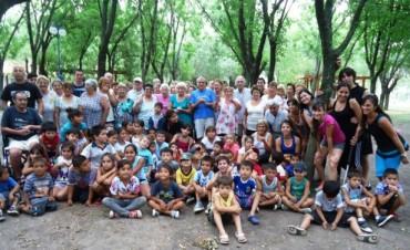 Colonia Municipal de Verano, en el Camping de los Petroleros