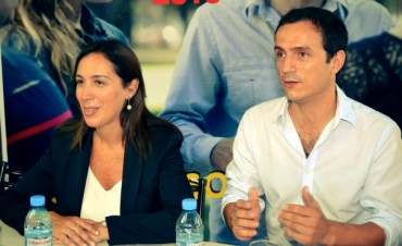 "Vidal aseguró que Abella será el próximo ""intendente de Campana"""