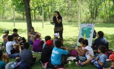 El Área de la Juventud se suma a la Colonia Municipal de Verano