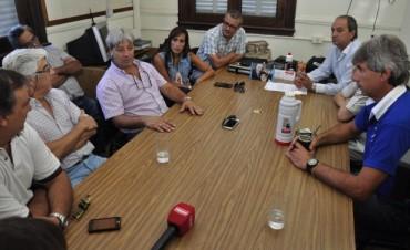 """Reunión:  """"Nuestras convicciones siempre nos han puesto al lado de los trabajadores"""""""