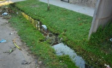 En el barrio Don Manuel también se realizaron tareas de mantenimiento