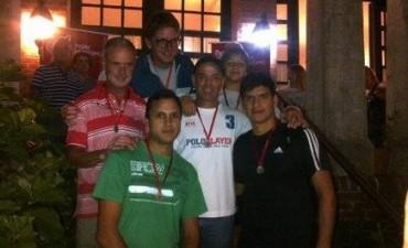 Remo Campana Boat Club ganó el +8