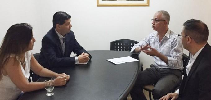 Avanzan en la realización de convenios de cooperación entre Campana y la CABA