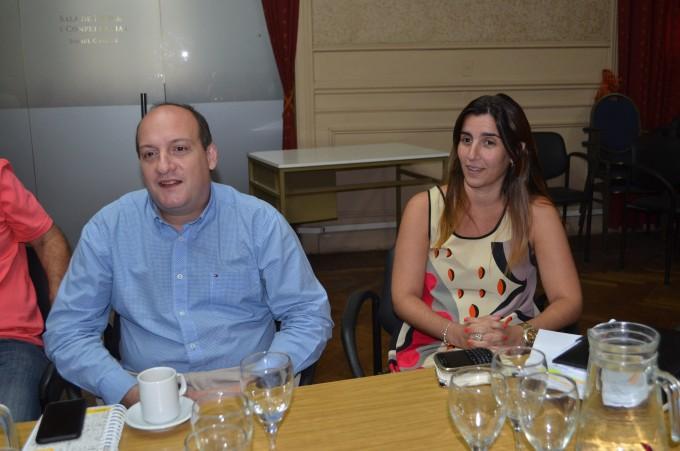 El secretario de Prevención Ciudadana se presentó ante el Concejo Deliberante